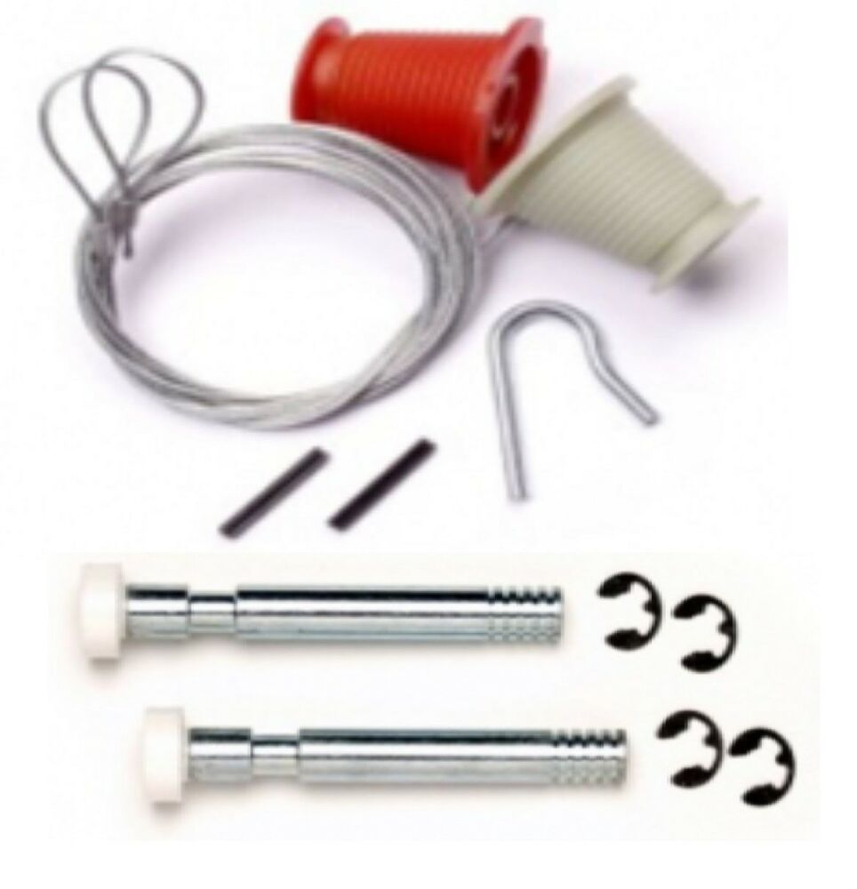 Roller wire repair kit c to suit a henderson garage for Henderson garage door repair
