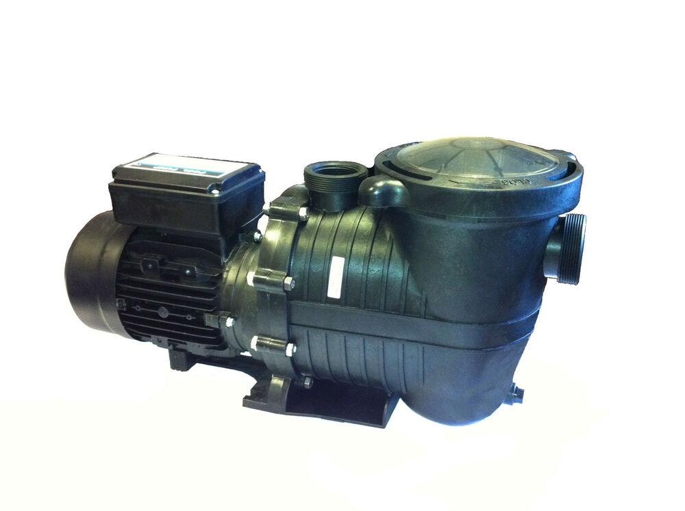 Hydropure 1 5 Hp Swimming Pool Pump For Swimming Pools Ebay