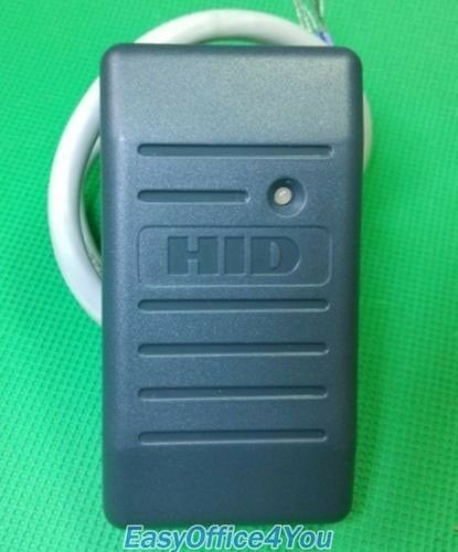 Hid Reader Hid Proximity Reader For Access Control 125khz