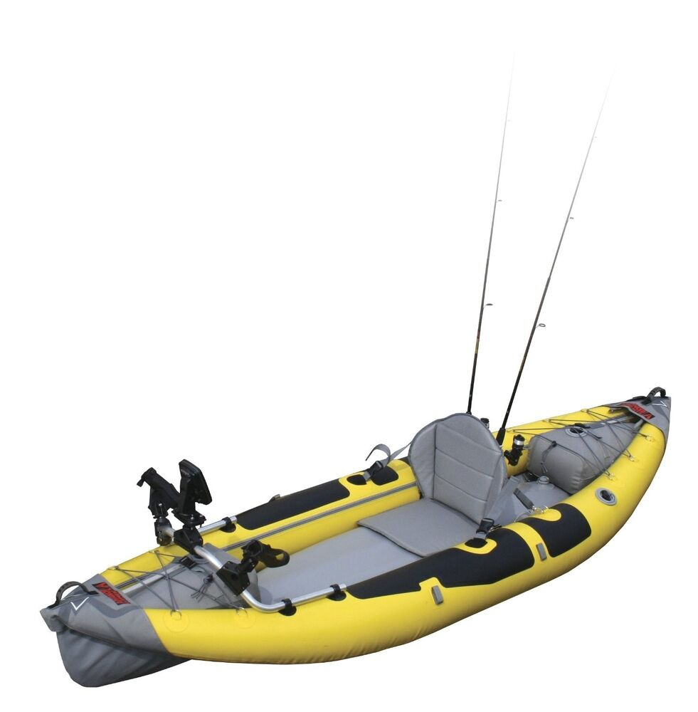 New advanced elements kayaks 1 person angler fishing for Best inflatable fishing kayak