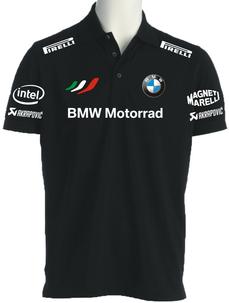 polo bmw motorrad maglietta felpa yamaha t shirt maglia. Black Bedroom Furniture Sets. Home Design Ideas