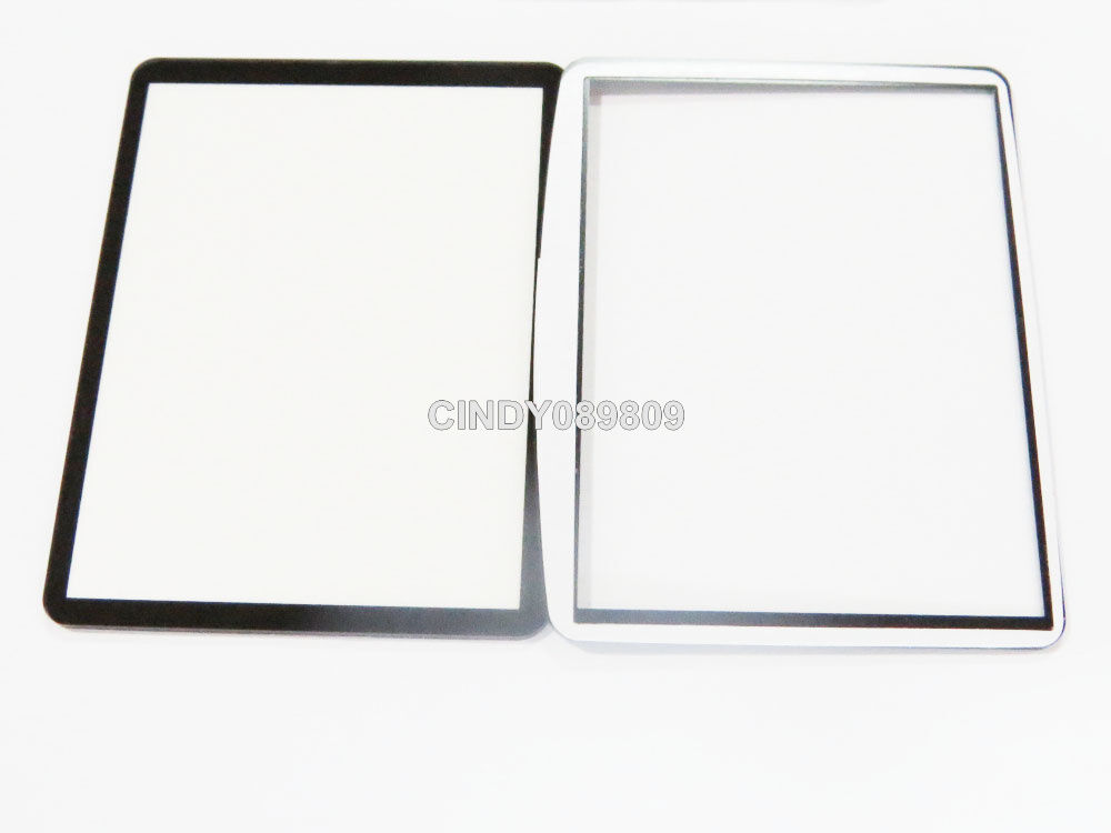 new outer lcd screen display window glass for nikon dslr
