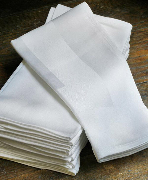 White 100 Egyptian Cotton Dining Napkins Table Linen HIGH  : s l1000 from www.ebay.co.uk size 500 x 608 jpeg 49kB