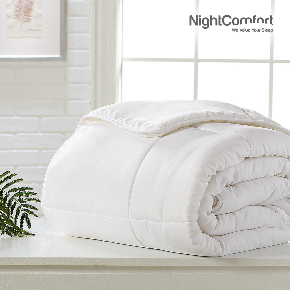 Luxury Duck Feather And Down Quilt King Size