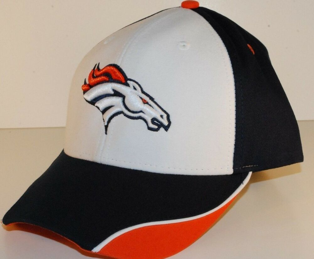 Nfl Team Apparel Piped Bill Osfa Football Cap Hat