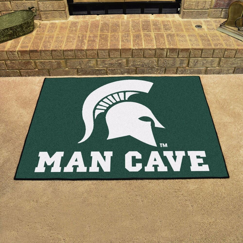 Man Cave Store In Michigan : Michigan state spartans man cave quot all star area
