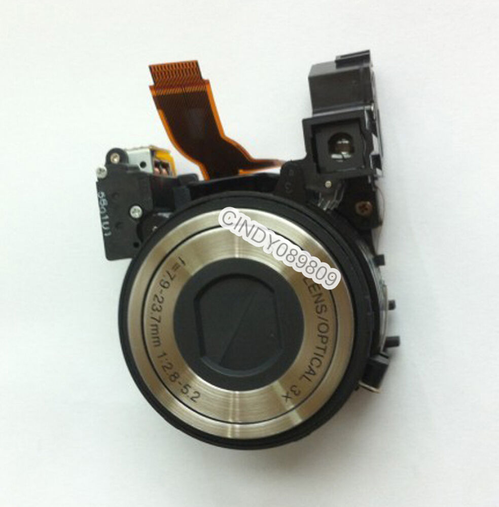 Lens Replacement Parts : Original new lens zoom unit assembly repair part for sony