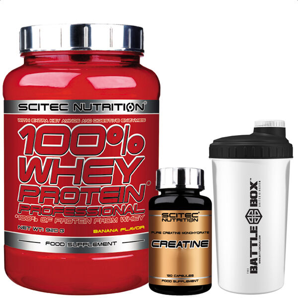 scitec nutrition 100 whey protein professional free shaker with 2kg 1kg ebay. Black Bedroom Furniture Sets. Home Design Ideas