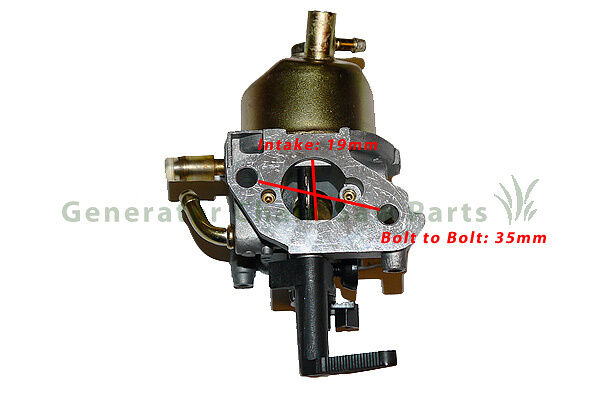 Chinese 152F 154F Engine Motor Generator Lawn Mower Carburetor Carb Parts 734463259551 | eBay