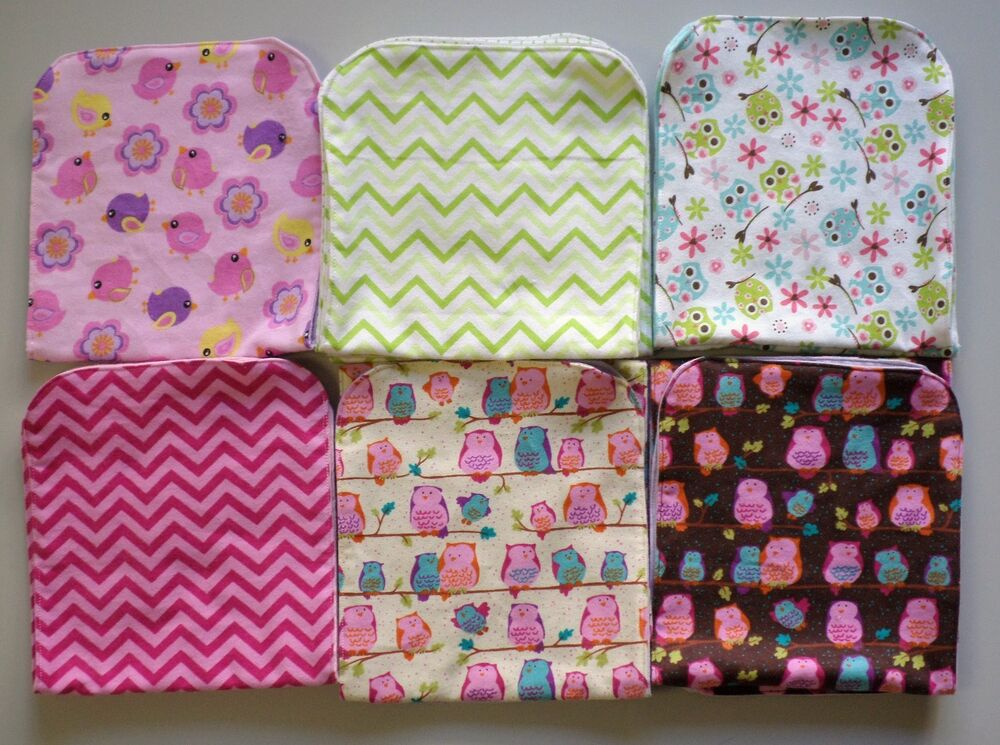 handmade baby shower gifts new handmade baby burp cloths great for baby shower 8596