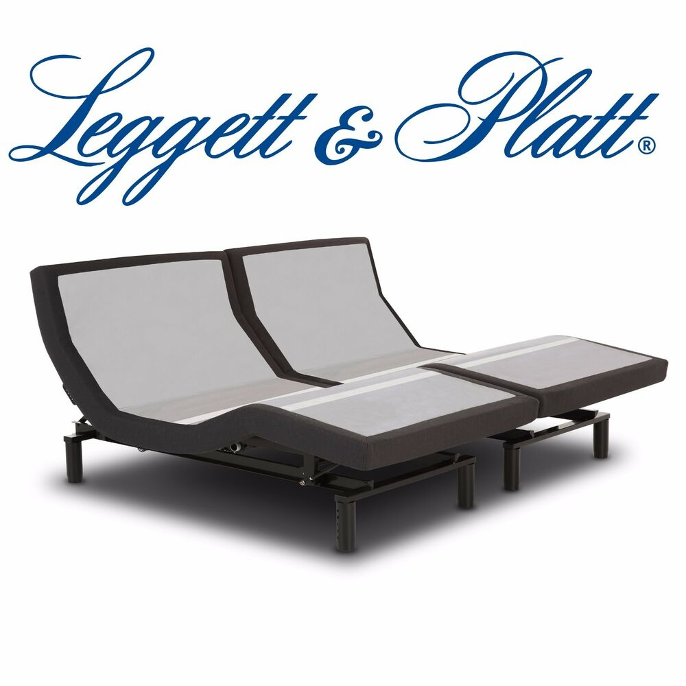 Wall Hugger Split King Therapeutic Leggett Amp Platt Adjustable Bed Frame Bases Ebay