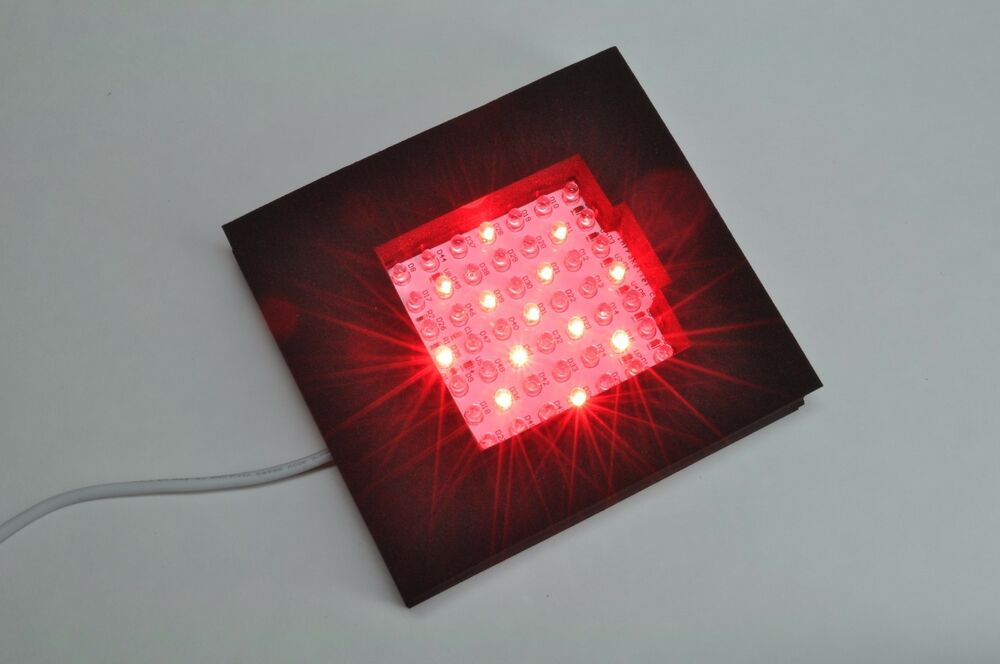 Infrared Led Therapy Pad Dual Light Deep Penetration