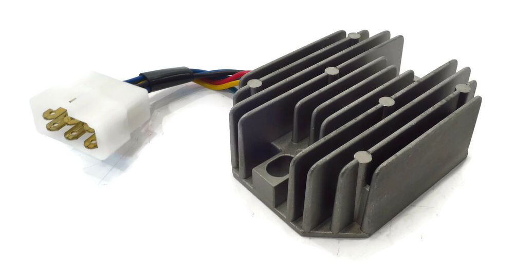 new voltage regulator    rectifier for kubota  u0026 grasshopper