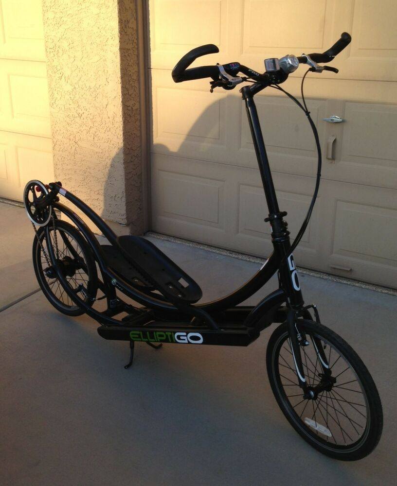 Elliptical Bike Ebay: ElliptiGO 8C Elliptical Bicycle