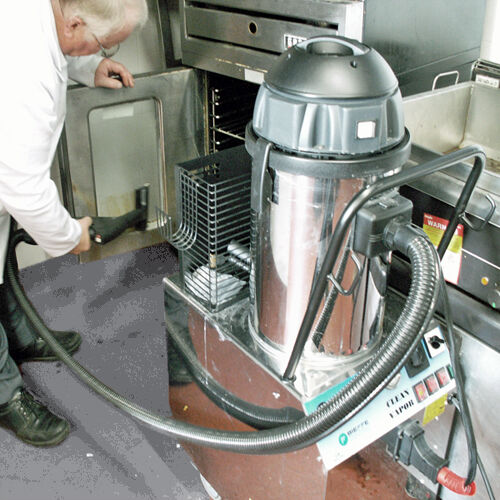 Steam Clean Systems Sc3000 Vacuum Dry Steam Cleaner