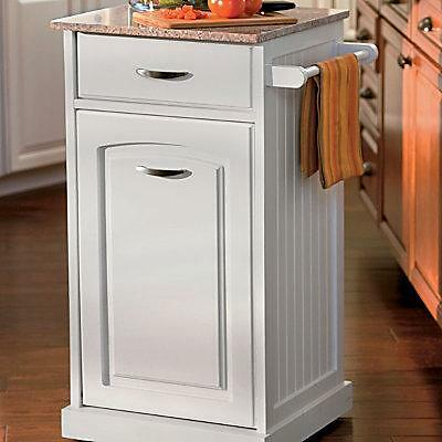 kitchen cart island granite top kitchen work station food prep cart island w 3320
