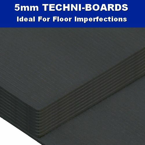 5mm techni board underlay laminate wood flooring thermal for Wood floor underlay 5mm