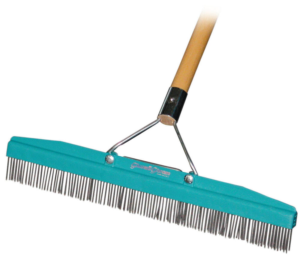 Turf Rake Broom Cleaner Ebay
