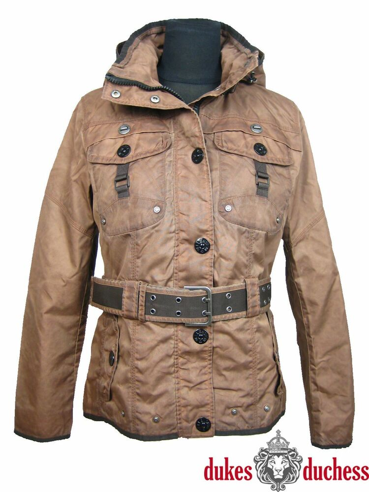 Wellensteyn damen jacke modell chocolate zobel