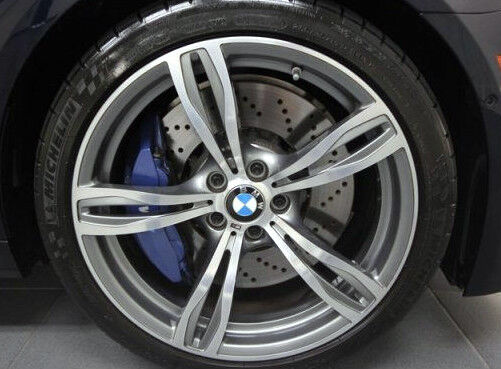 Bmw F10 M5 Genuine M Double Spoke 343 20 Quot Forged Wheel Set