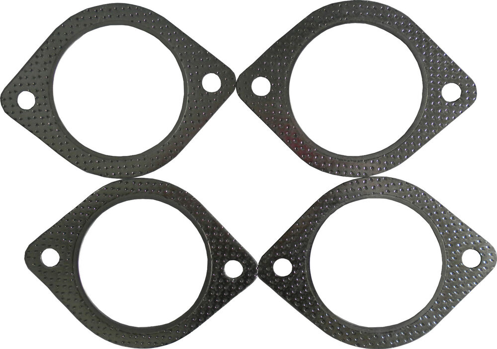 Exhaust flange gaskets quot bolt set of