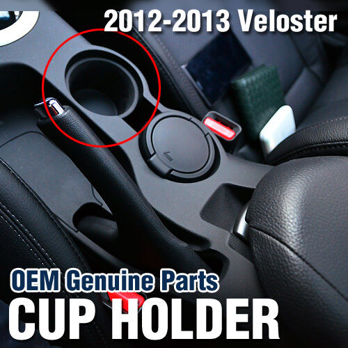 2017 Hyundai Veloster Interior: OEM Genuine Parts Cup Holder Case Trim Tray For HYUNDAI