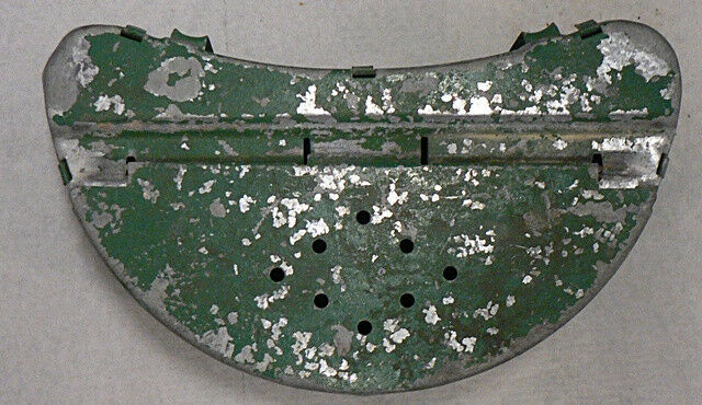 Old fishing tin bait box for worms crickets etc ebay for Fishing worm box