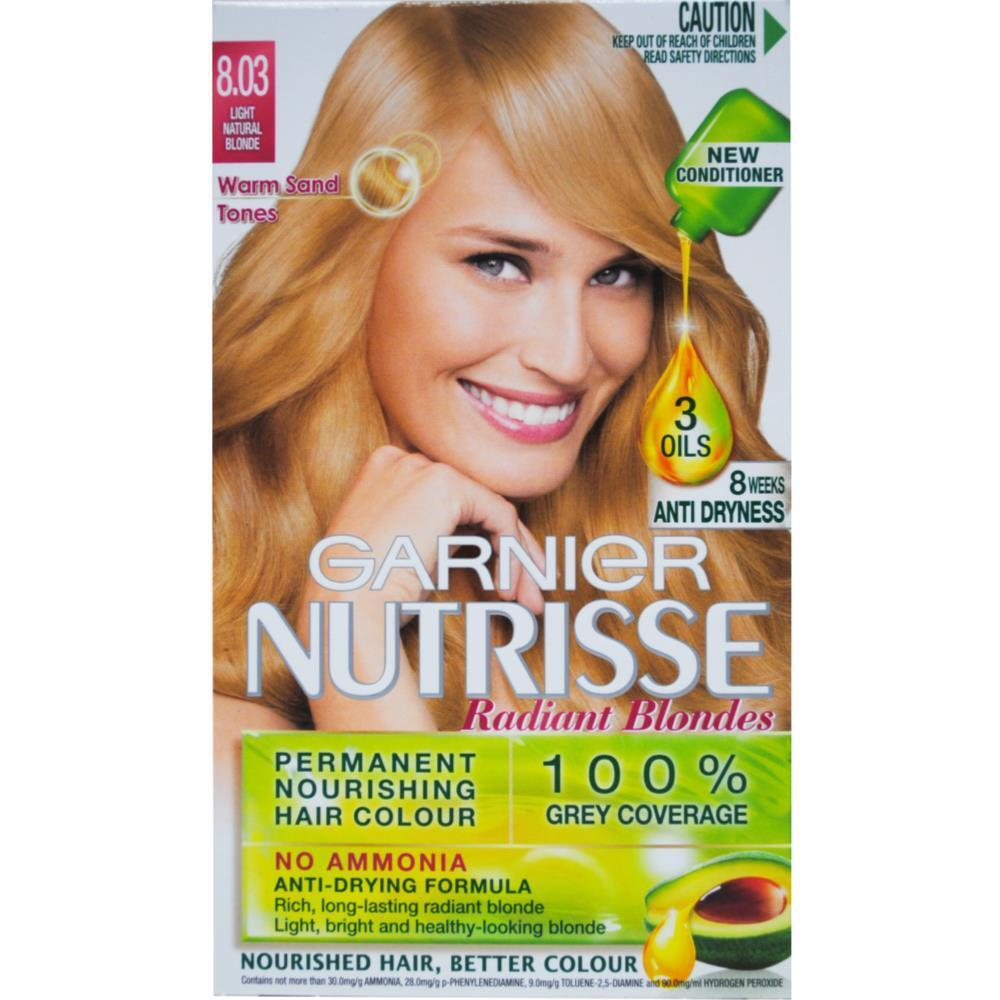 Garnier Nutrisse Permanent Hair Colour Cream X1 Choose Your Own Shade  EBay