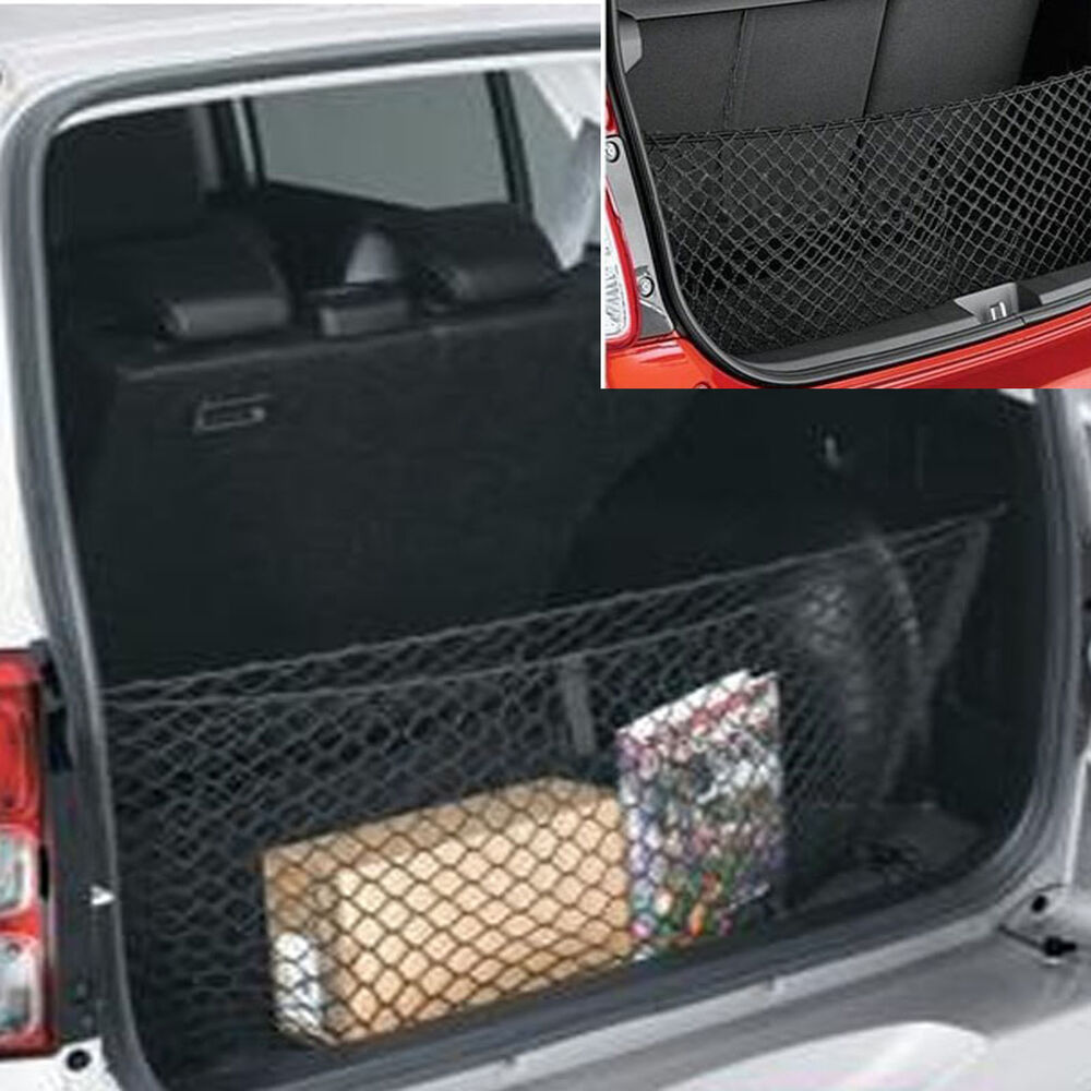 B Envelope Organizer Rear Trunk Cargo Net Fit Dodge Grand