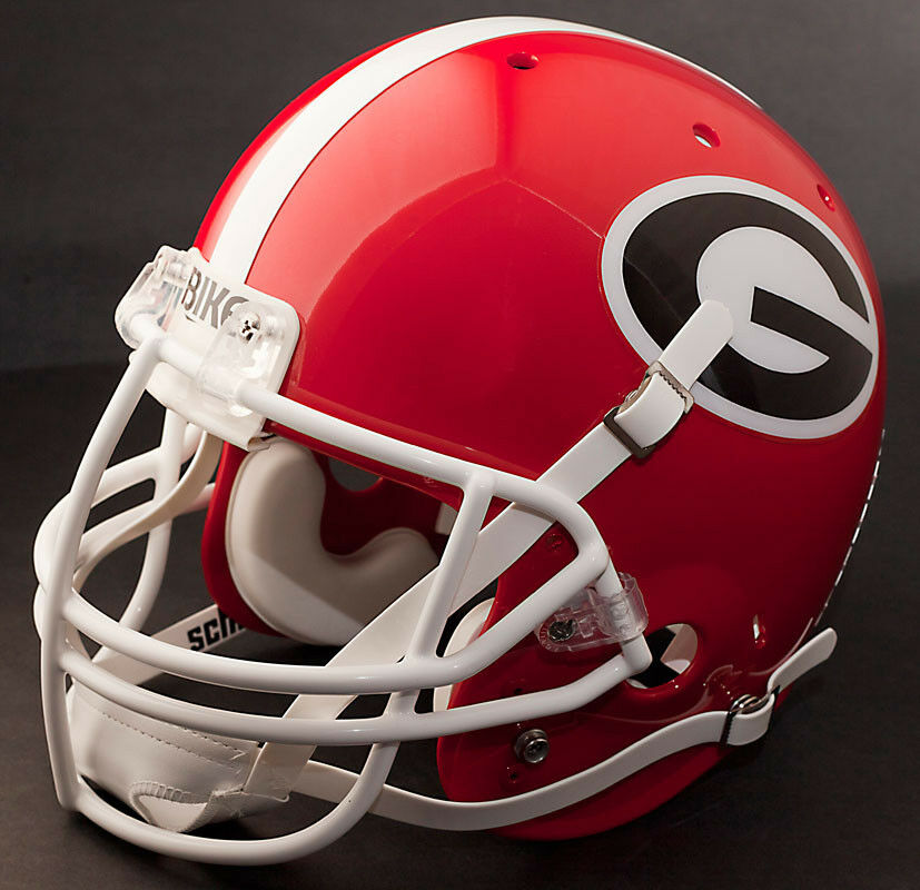 georgia bulldog helmets herschel walker edition georgia bulldogs full size replica 8644