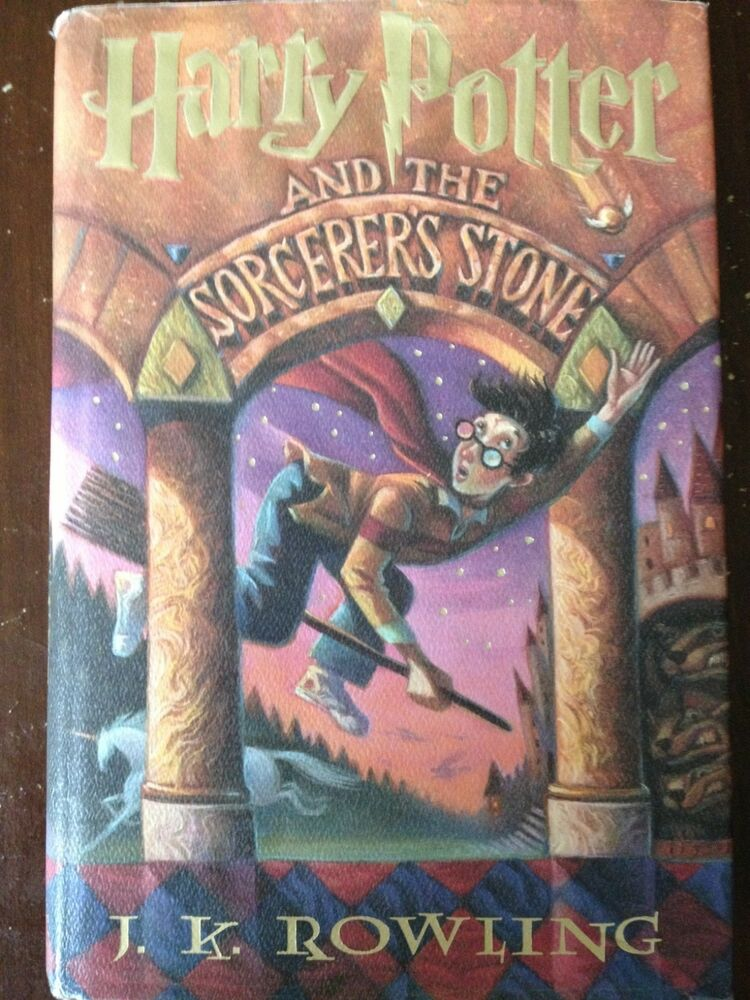 Harry Potter The Sorcerer 39 S Stone Rare First Edition