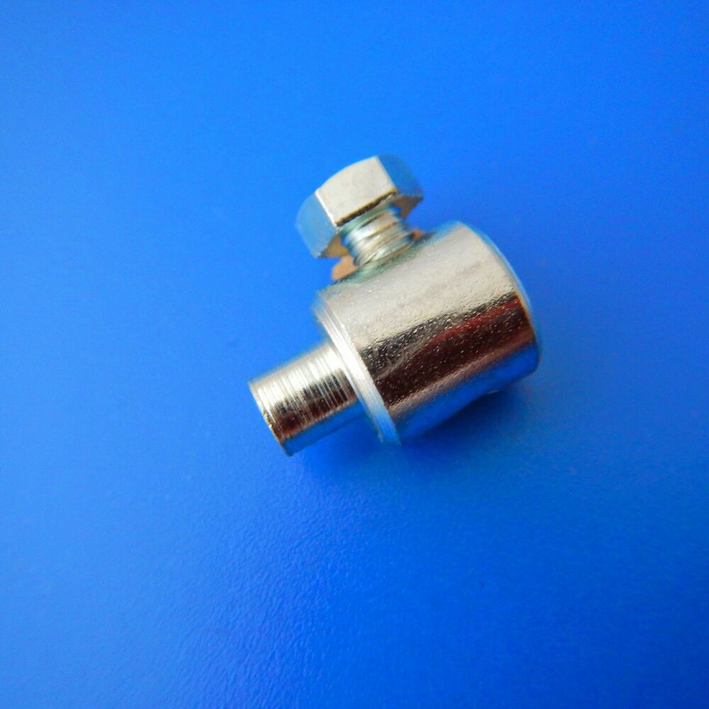 Connecting Clamp Wire Stop For Throttle Amp Clutch Cable
