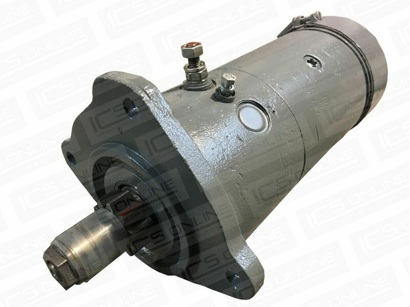 Ford iveco cargo cav ca45 12 18 s115 12 9 starter motor for Motor vehicle service notification