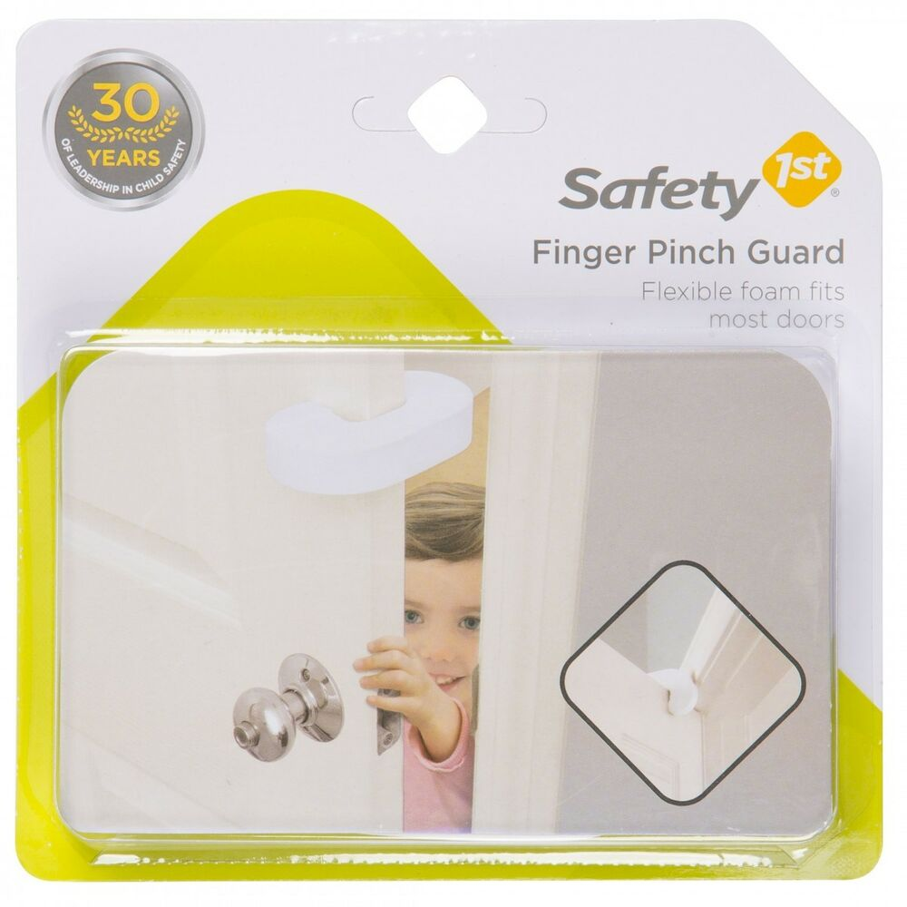 Safety 1st Finger Pinch Door Stopper Guard Baby Proof