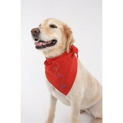 Doggles Insect Shield Mosquito Protection Repellent Red Dog Bandana All Sizes