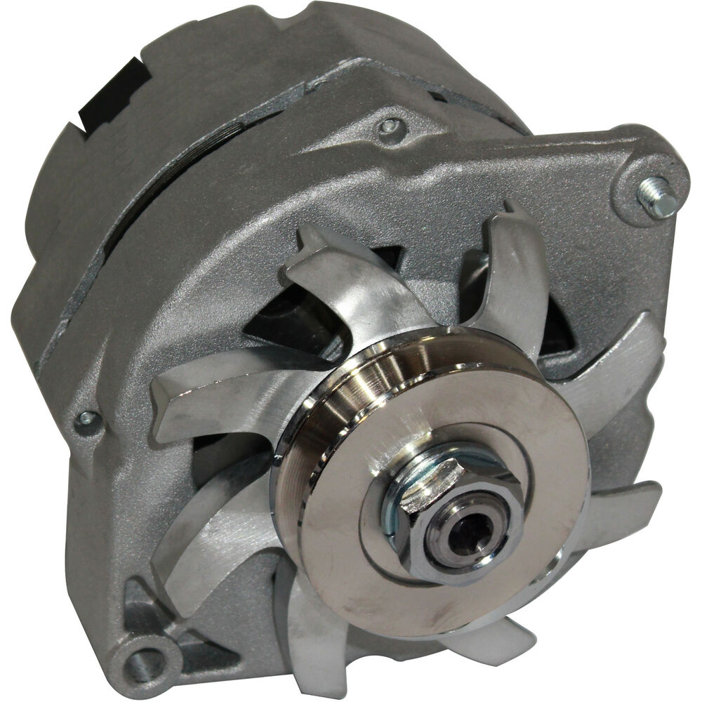 140AMP HIGH OUTPUT ALTERNATOR Fits DELCO 10SI 3-WIRE ...