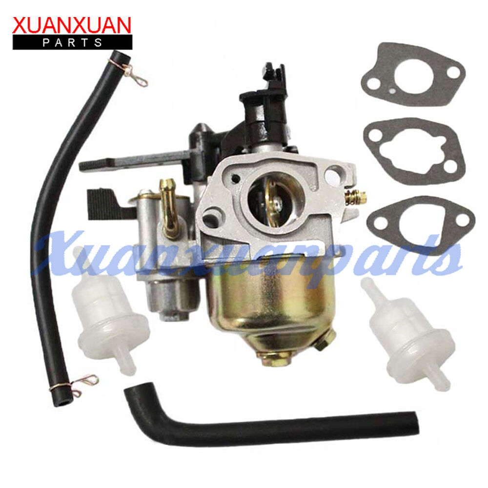 Carb carburetor w free gaskets for honda gx160 gx168 5hp motor