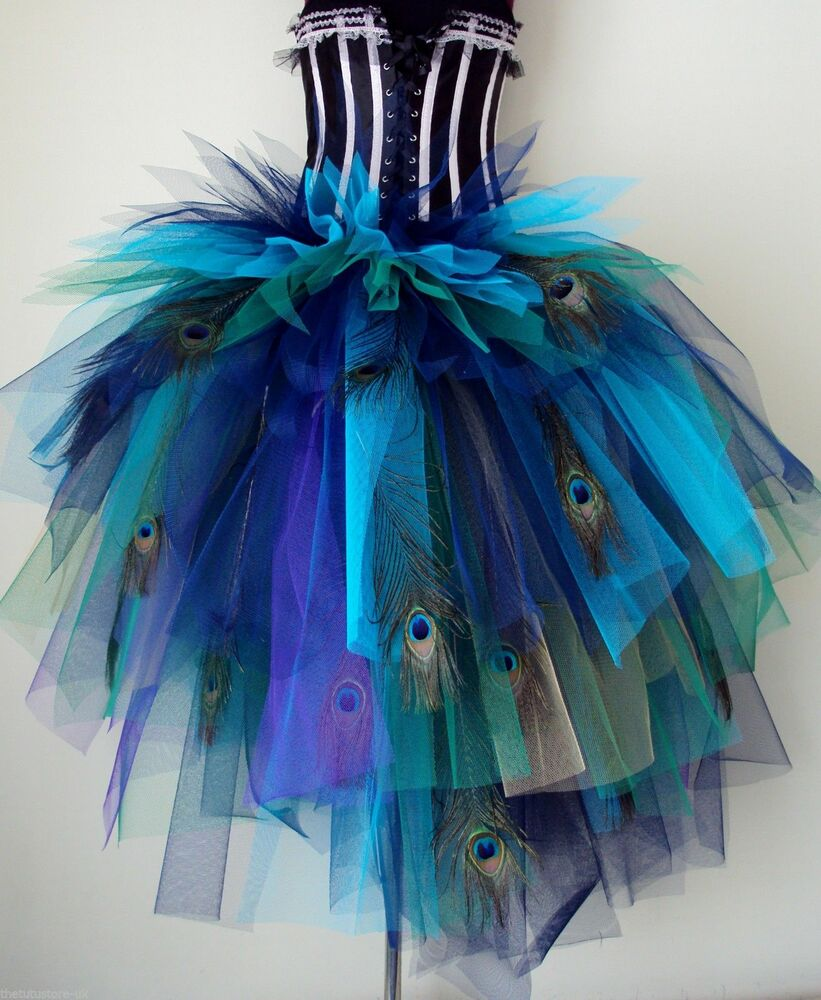 Peacock Feather Skirt 41