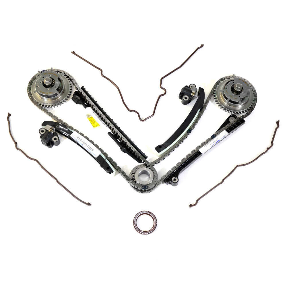 261259751377 additionally 172296471053 moreover Ford 5 4 3v Timing Chain Diagram furthermore 2004 Ford F 150 Phaser Kit Replacement as well 2004 F150 Engine Knocking Sound. on 2004 ford f 150 cam phaser