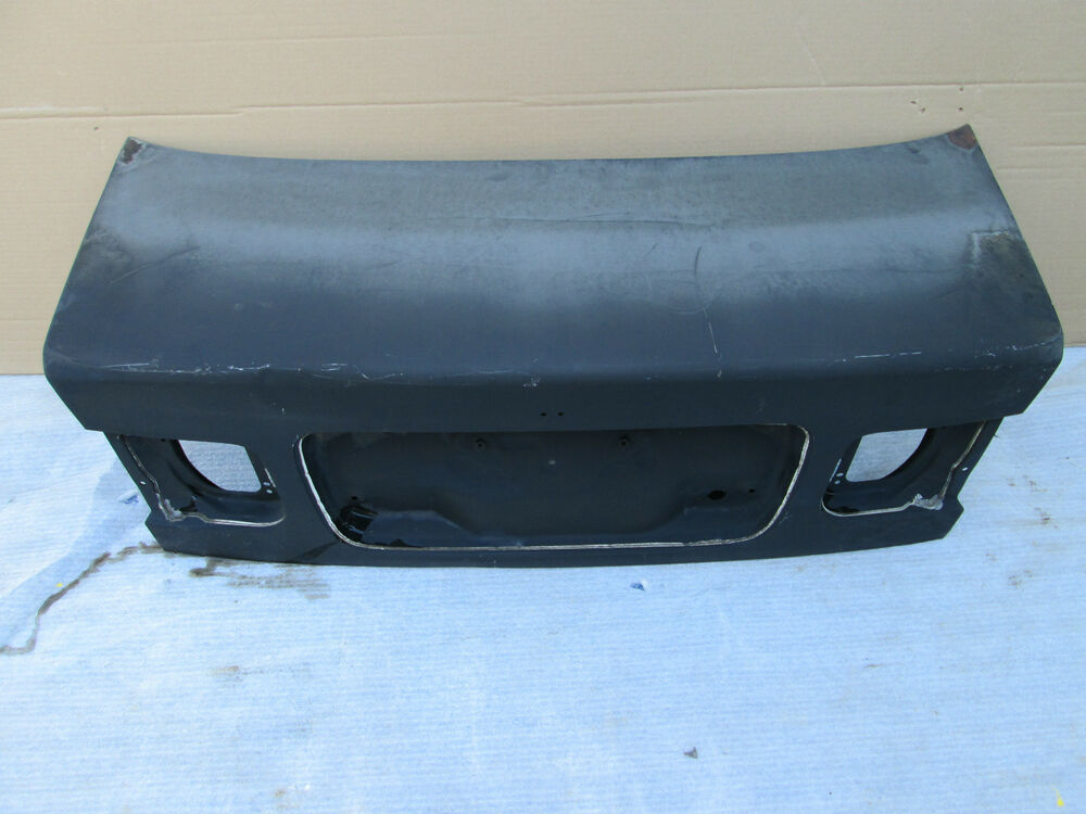 Honda Civic Coupe Trunk Lid Deck Luggage Factory Oem 1998