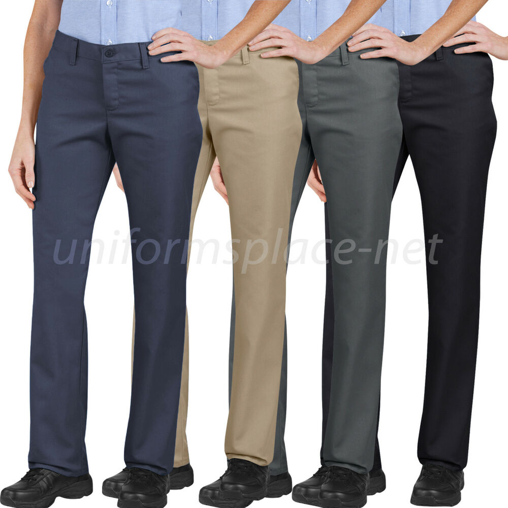 Brilliant Womens Navy Khaki Pants  Dis Pants
