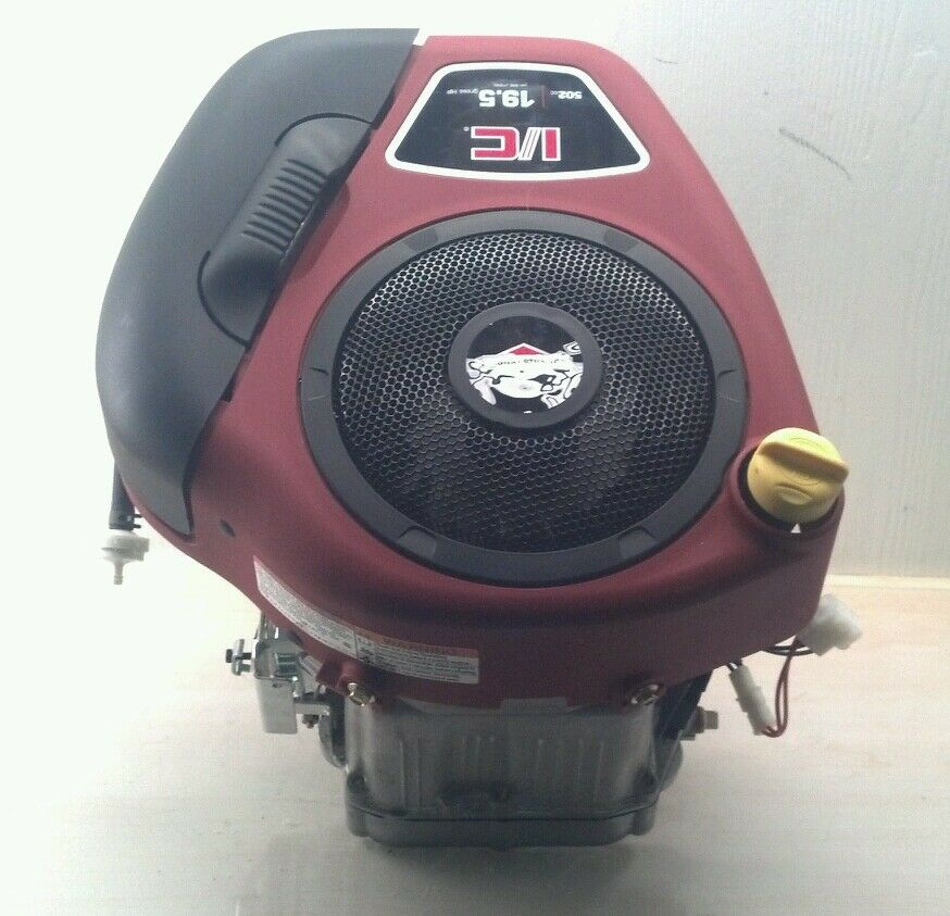 Briggs and stratton vertical engine 19 5hp i c dc alt 1 x for Briggs and stratton 5hp motor