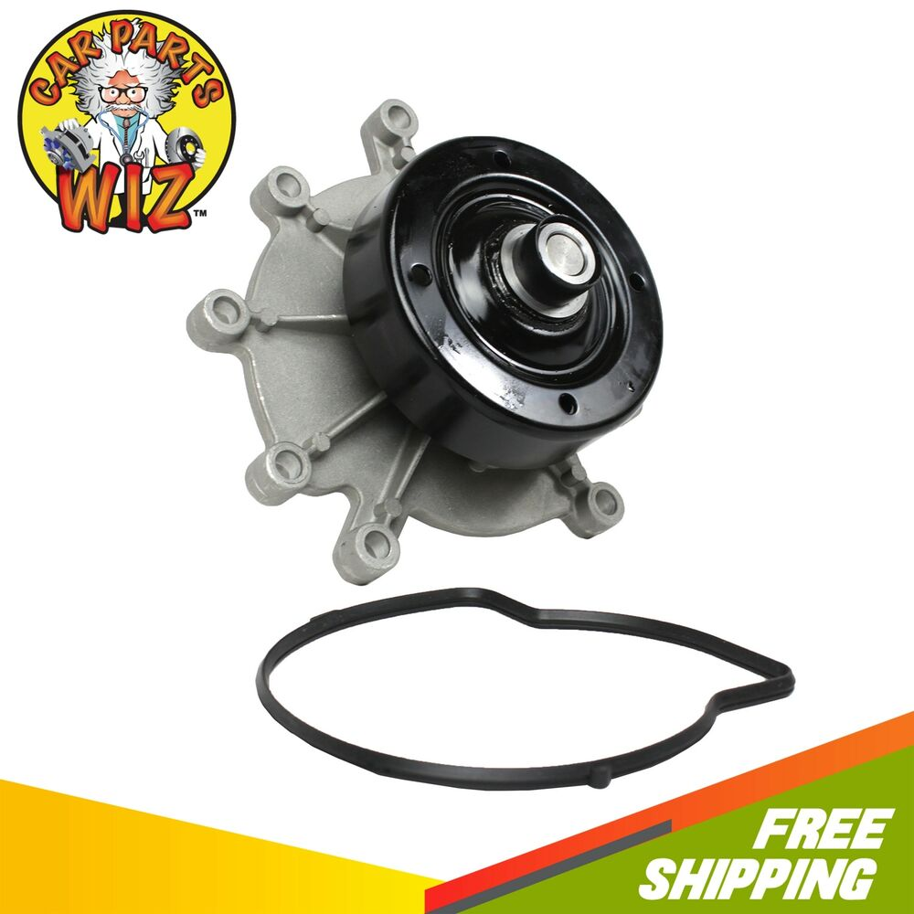 new water pump fits 99 13 dodge mitsubishi chrysler jeep 3. Black Bedroom Furniture Sets. Home Design Ideas