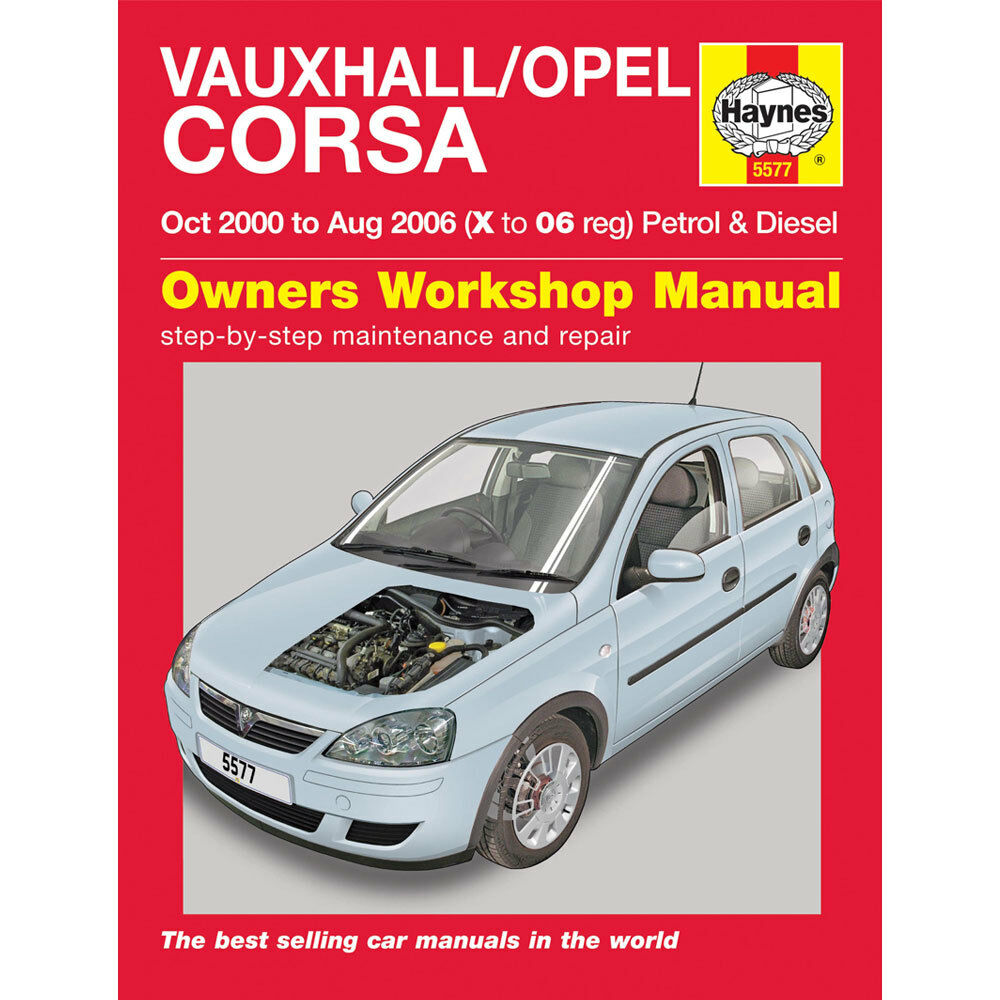 haynes manual vauxhall corsa 2000 2006 car workshop automobile workshop manual download automobile workshop manual
