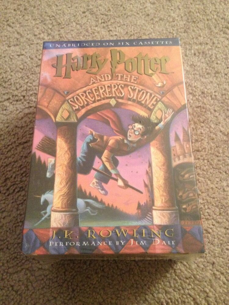 Harry Potter And The Sorcerer U0026 39 S Stone Unabridged Audiobook