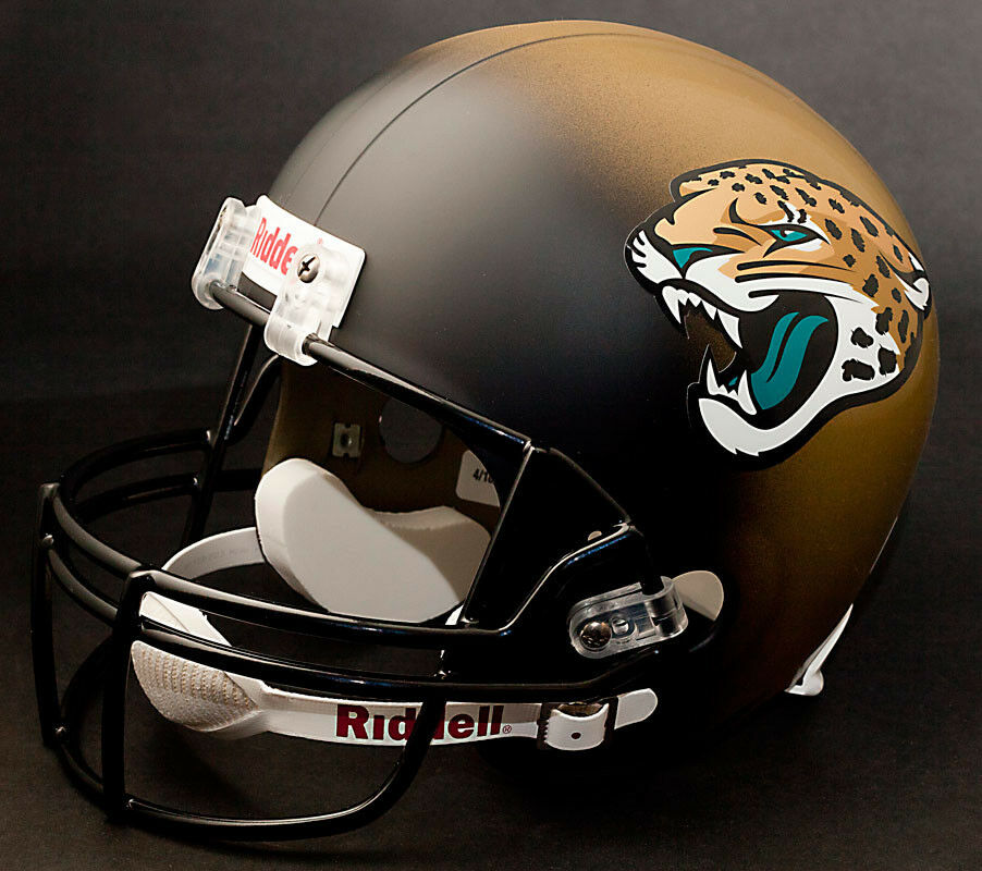 jacksonville jaguars riddell full size replica football helmet nfl. Cars Review. Best American Auto & Cars Review