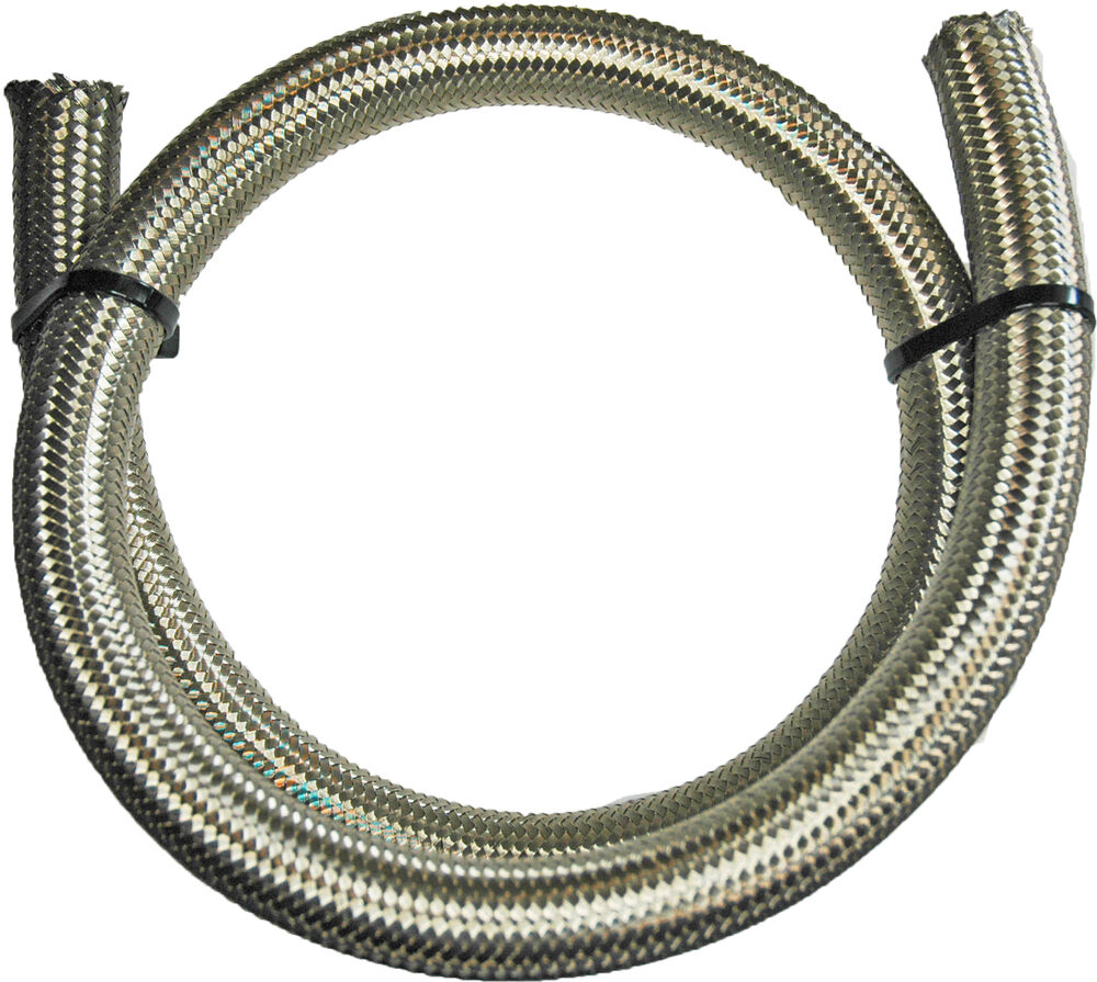Ft aeroquip s aqp braided stainless steel racing