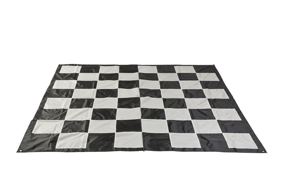 mat large chess surface lawn friendly outdoor draughts mats ebay