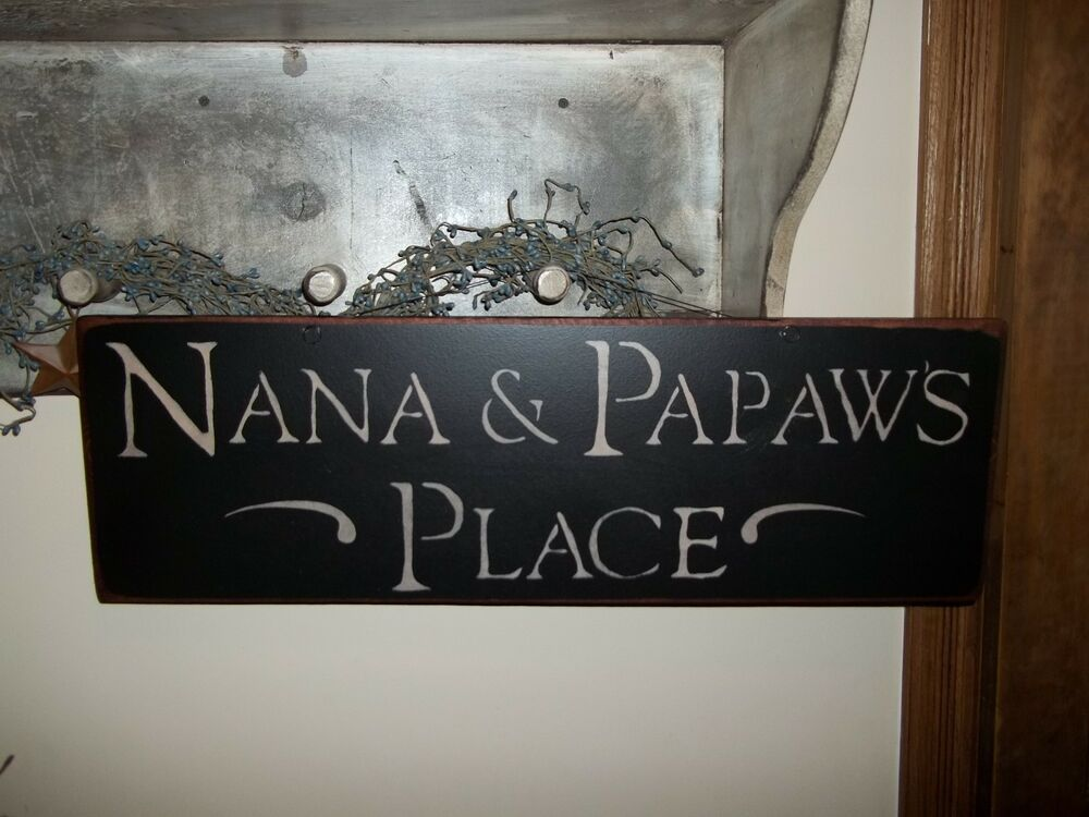 Wood Sign Country Handmade Wood Rustic Home Wall Decor