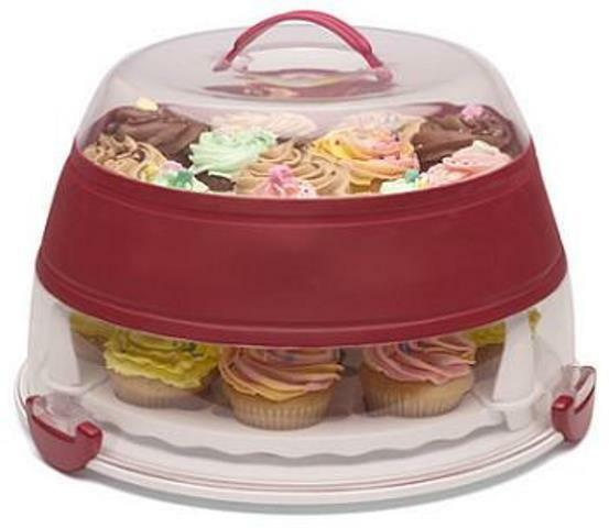 Cake Caddy Carrier